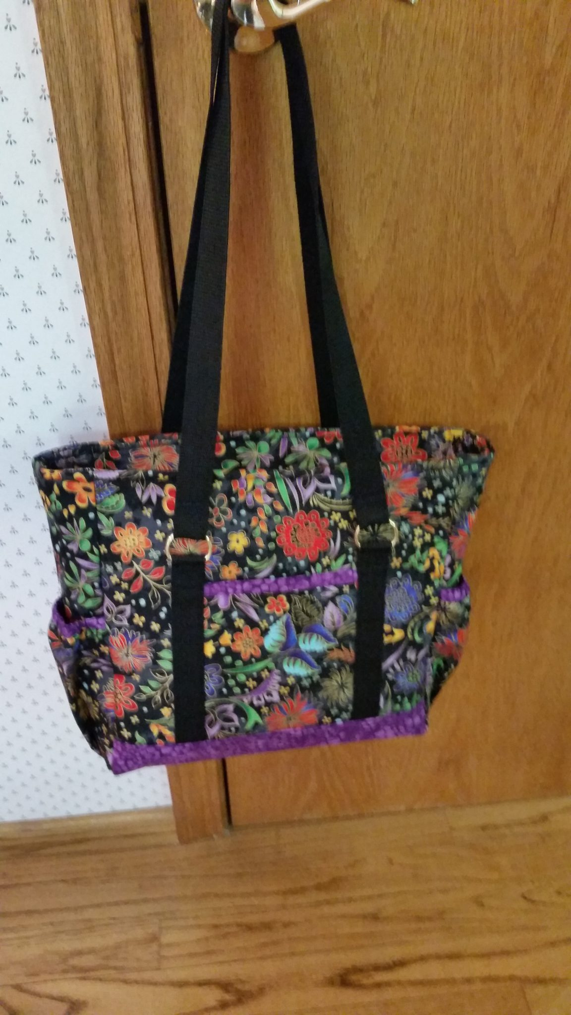 Lynn Edwards's Mini Professional Tote