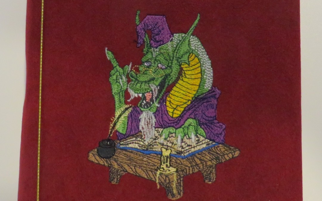 Quilt Shows, Poetry, and Dragons