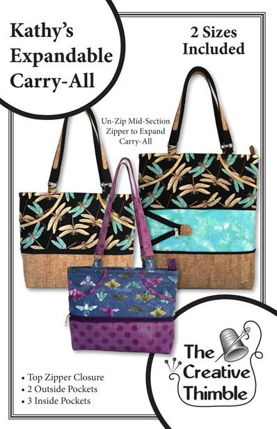 b3b2e606d11a Kathy s Expandable Carry-All